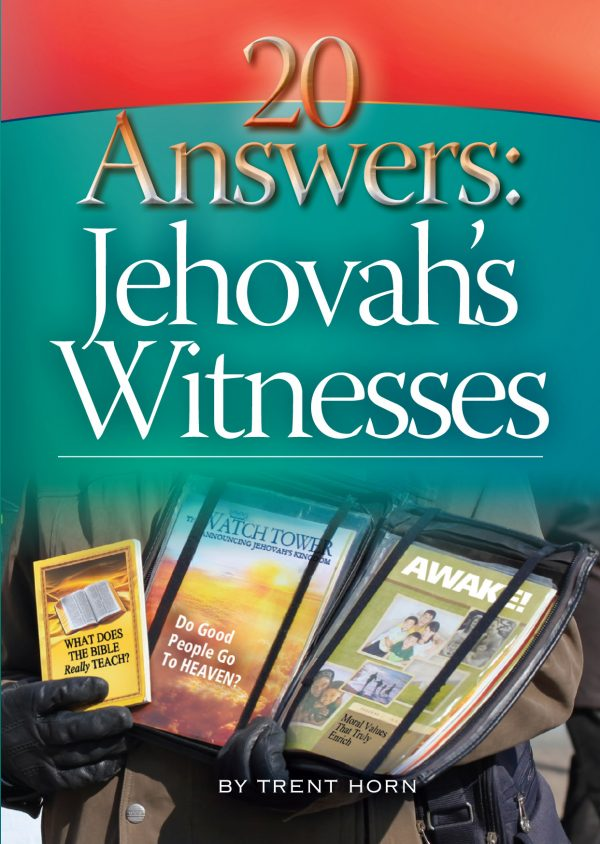 Answers: Jehovah's Witnesses