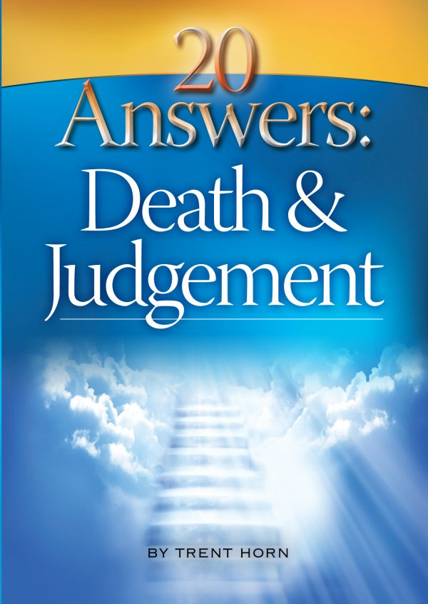 20 Answers - Death and Judgement