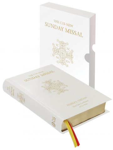 CTS New Sunday Missal - White