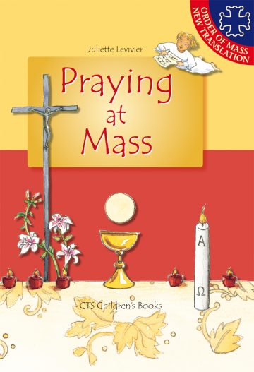 Praying at Mass