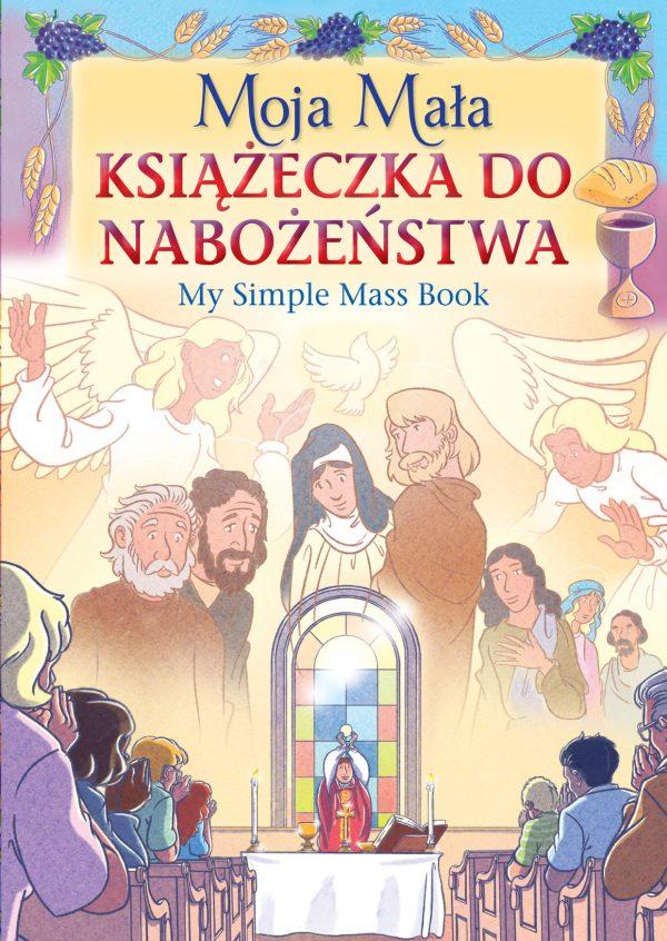 Moja Mala Ksiazeczka do Nabozenstwa