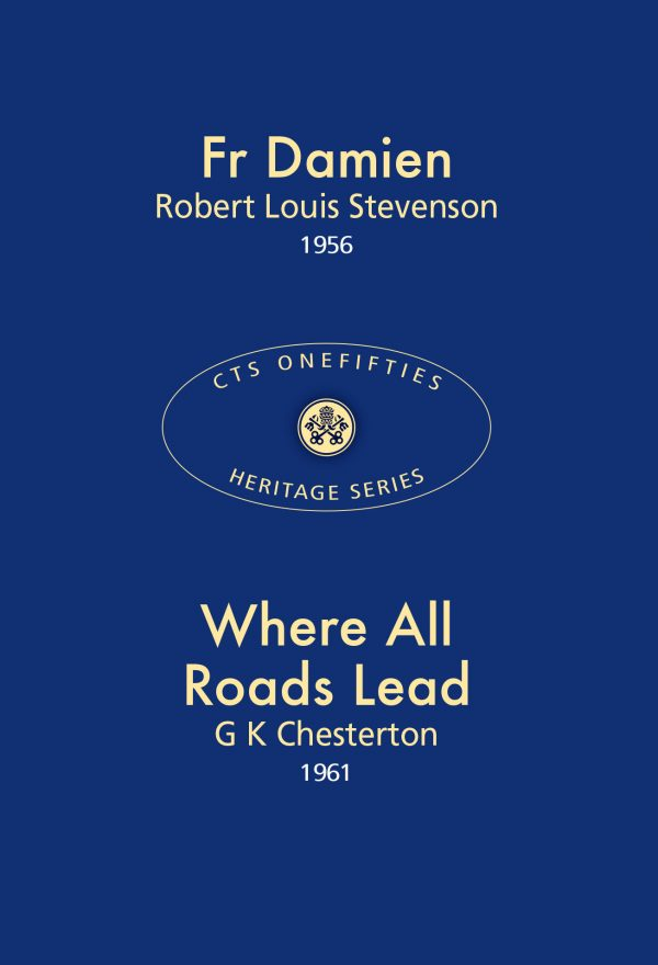 Fr Damien & Where All Roads Lead