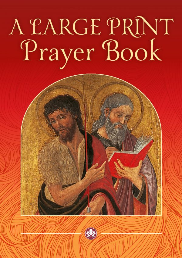 Large Print Prayer Book