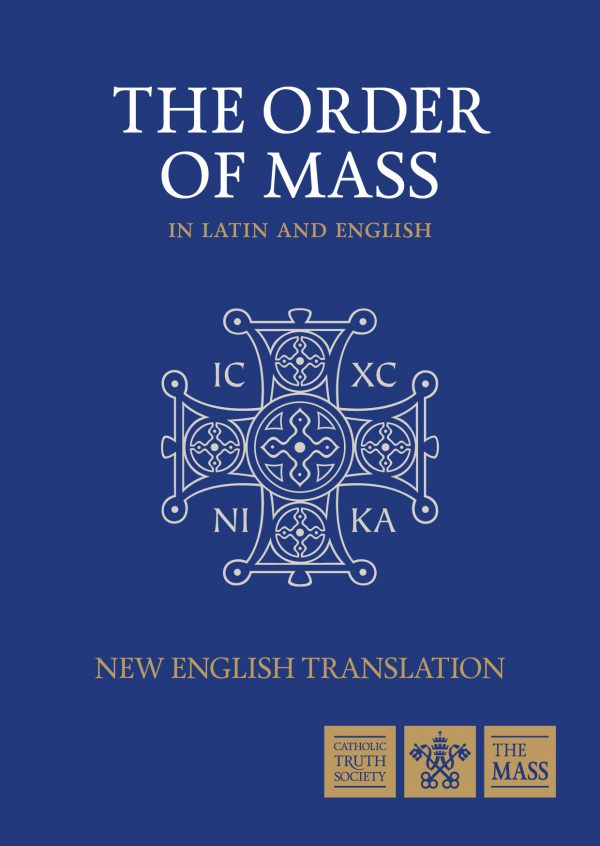 Order of Mass - English and Latin
