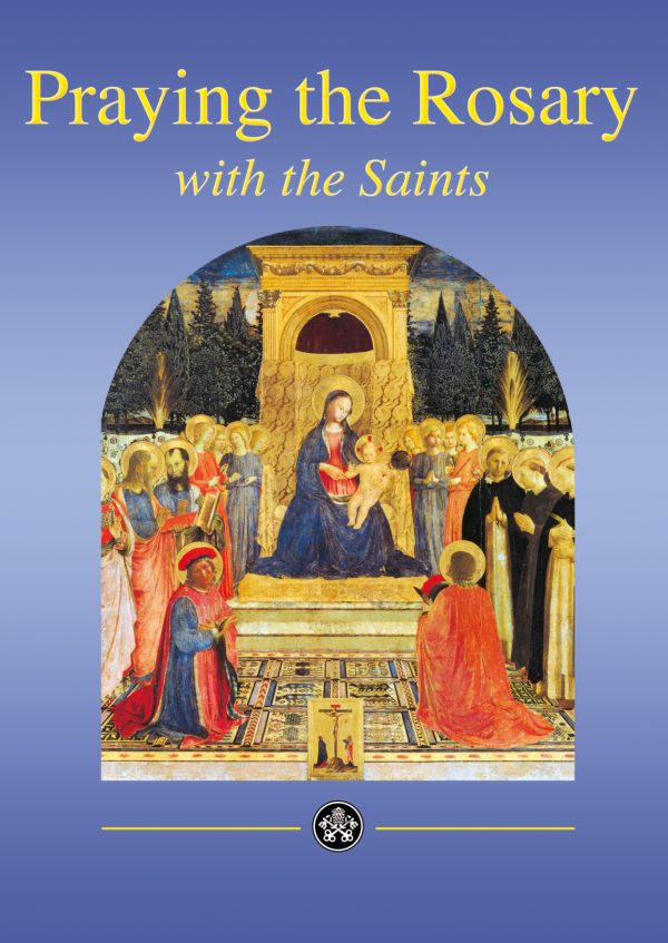 Praying the Rosary the Saints