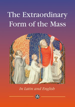 The Extraordinary Form of the Mass