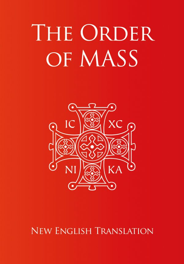 Order of the Mass - New English Translation