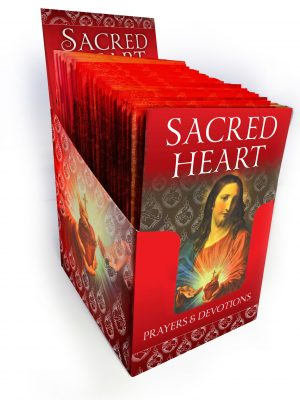 Sacrde Heart Devotional Dispenser