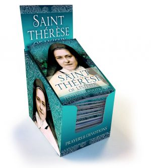 Therese of Lisieux Devotional Dispenser