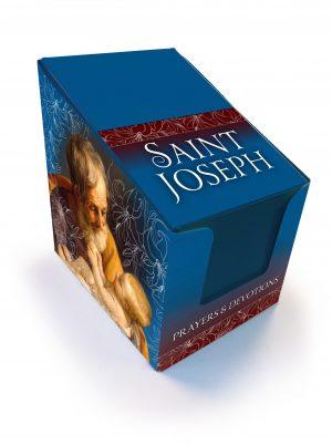 St Joseph Devotional Dispenser