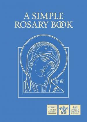 A Simple Rosary Book