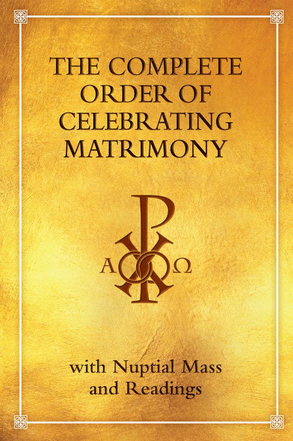 Complete Order of Celebrating Matrimony