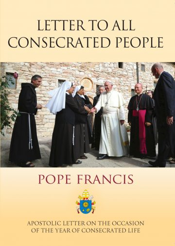 Letter to All Consecrated People