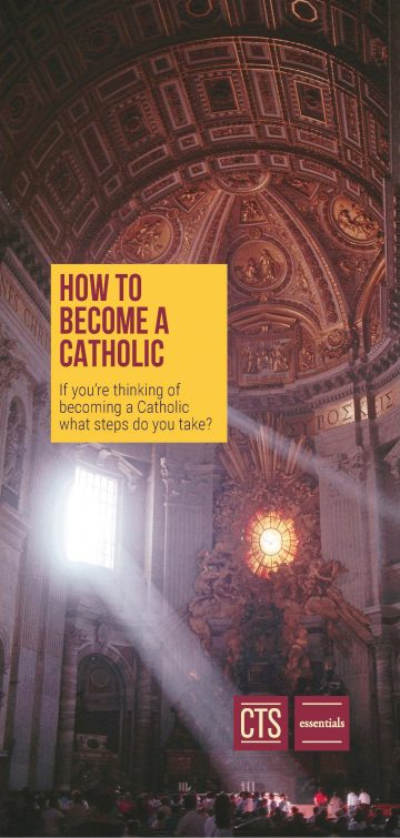 How to Become a Catholic
