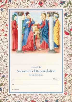 Scarament of Reconciliation