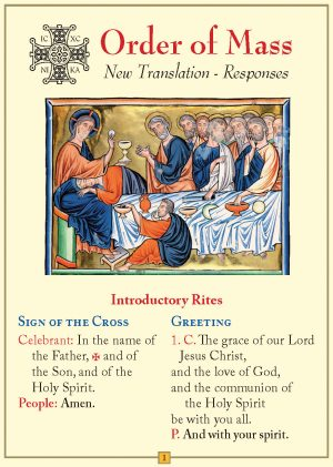 Order of the Mass-Responses
