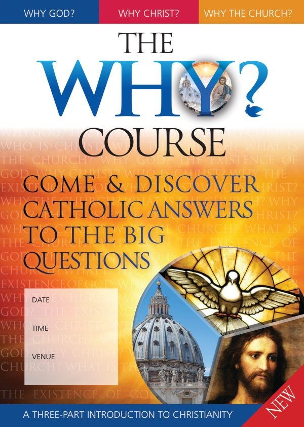 WHY? Course Poster