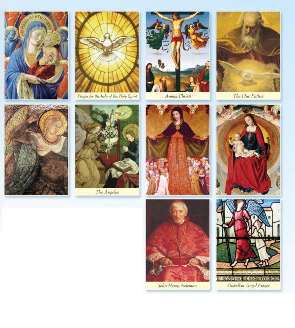 Prayercards