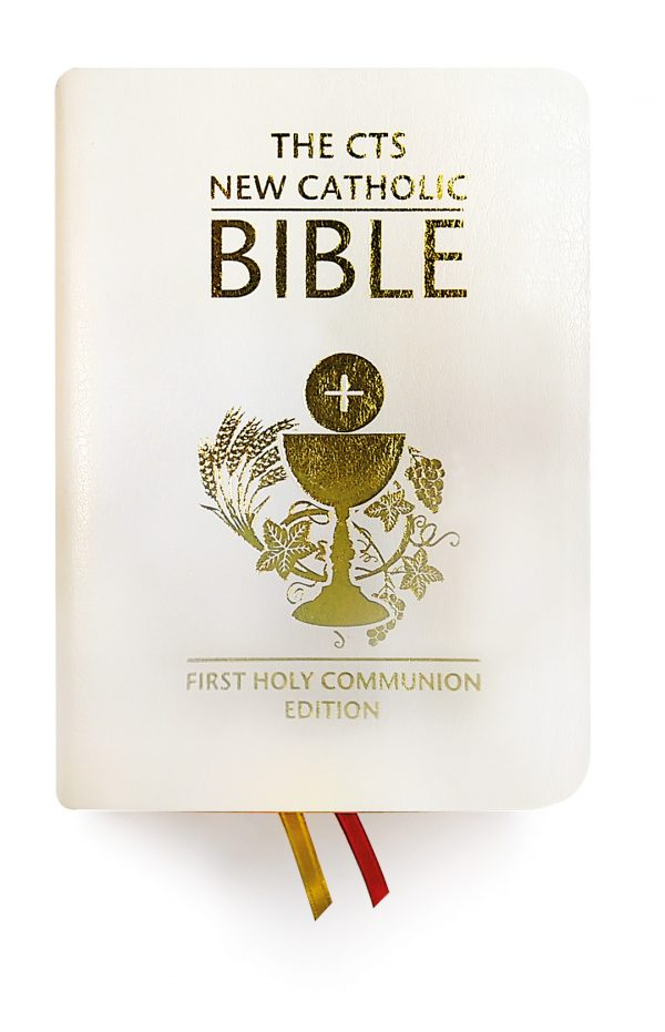 The CTS New Catholic Bible First Holy Communion Edition