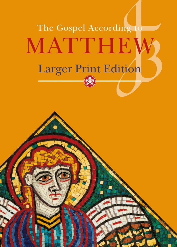 Larger Print Gospel of Matthew