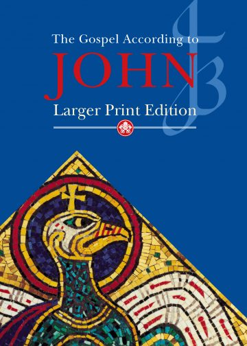 Larger Print Gospel of John