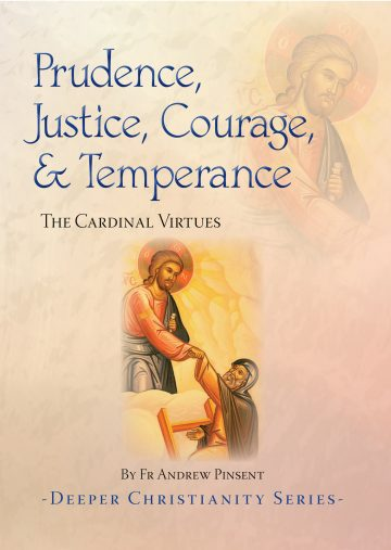 Prudence, Justice, Courage, & Temperance