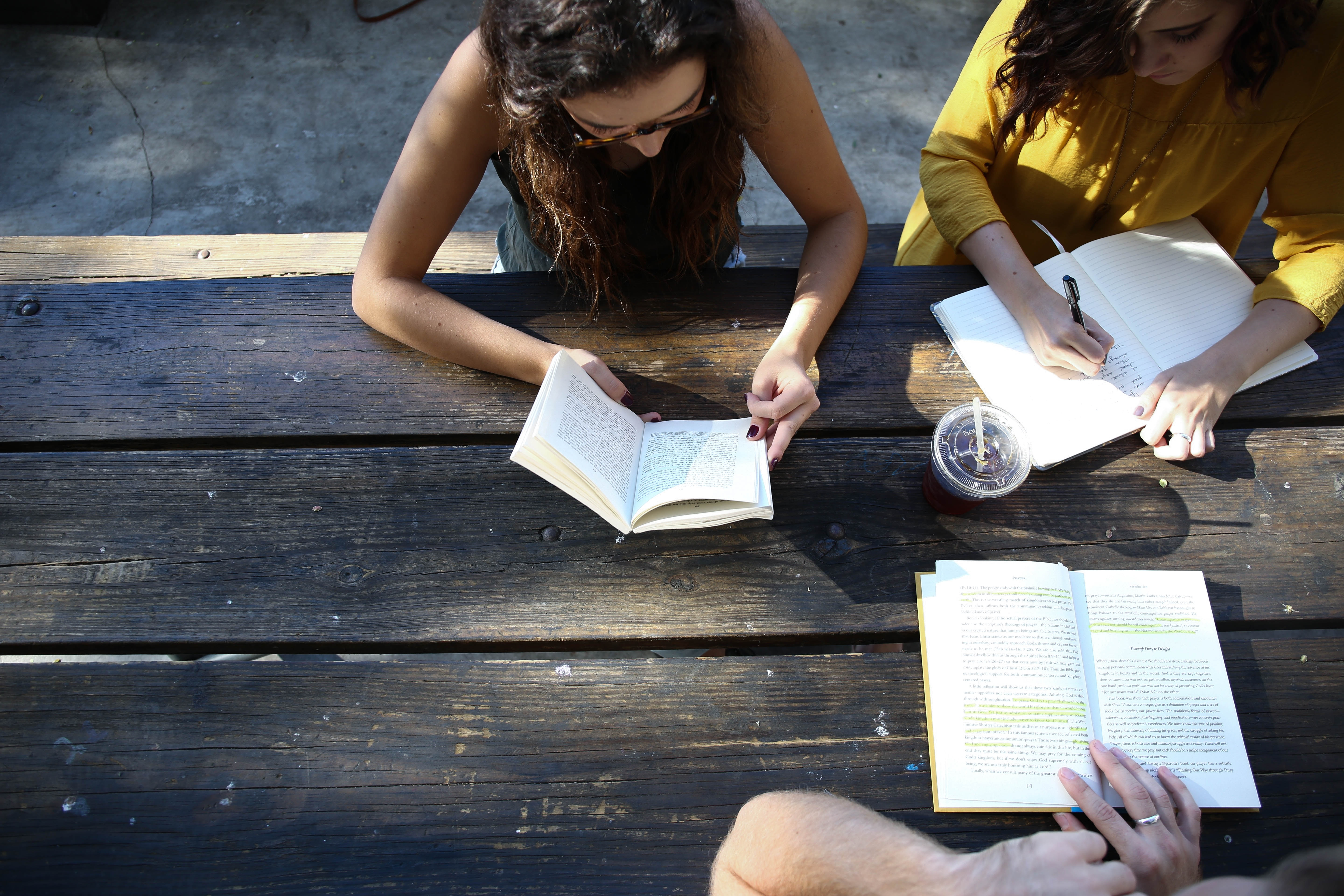 Set Up a Reading Group