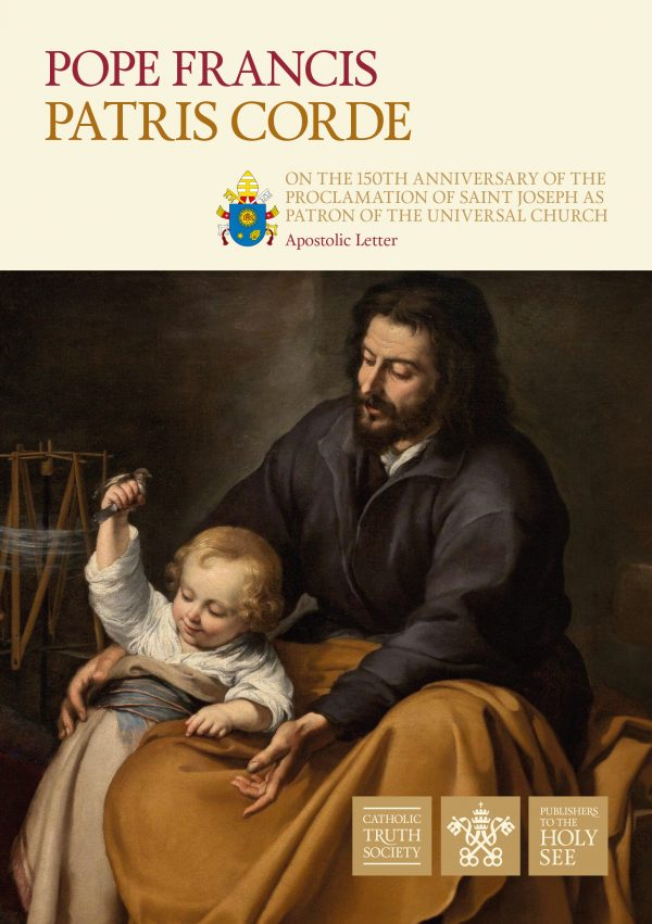 Patris Corde by Pope Francis - Year of St Joseph