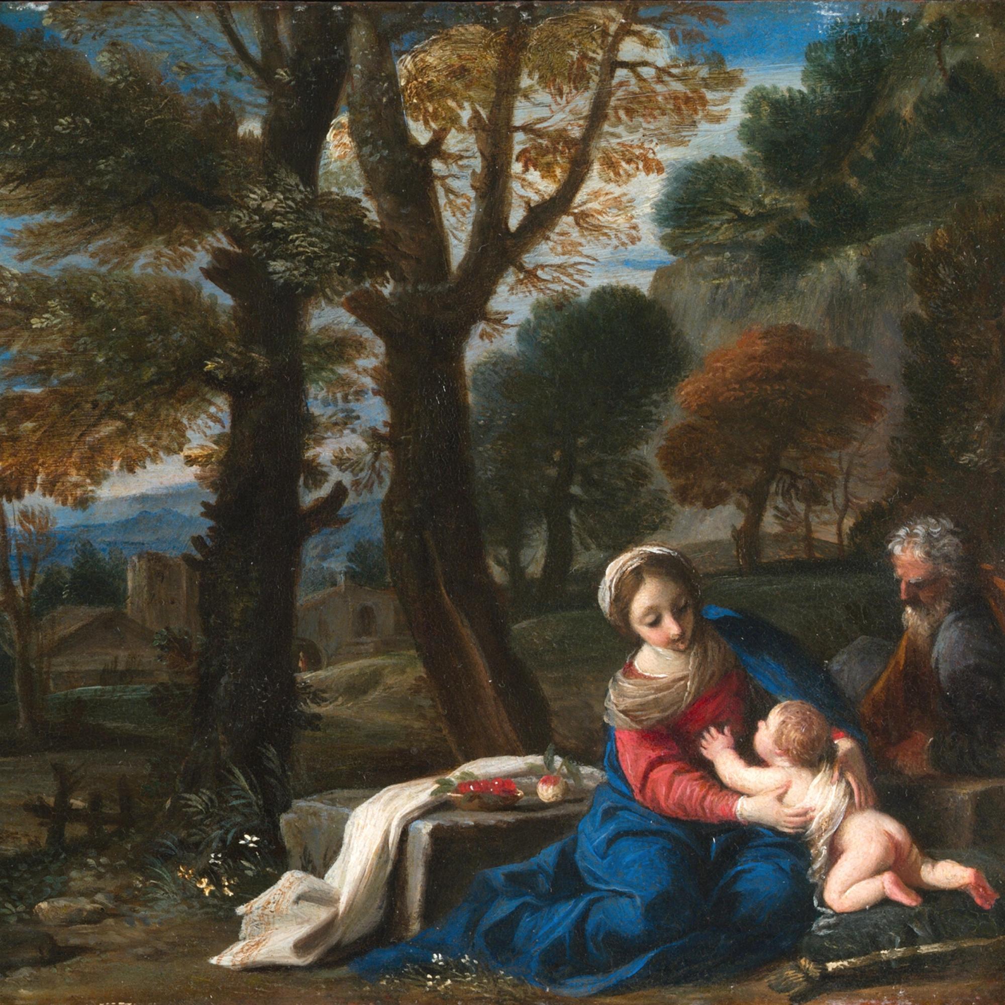 St Joseph's Role in Jesus's Hidden Life at Nazareth