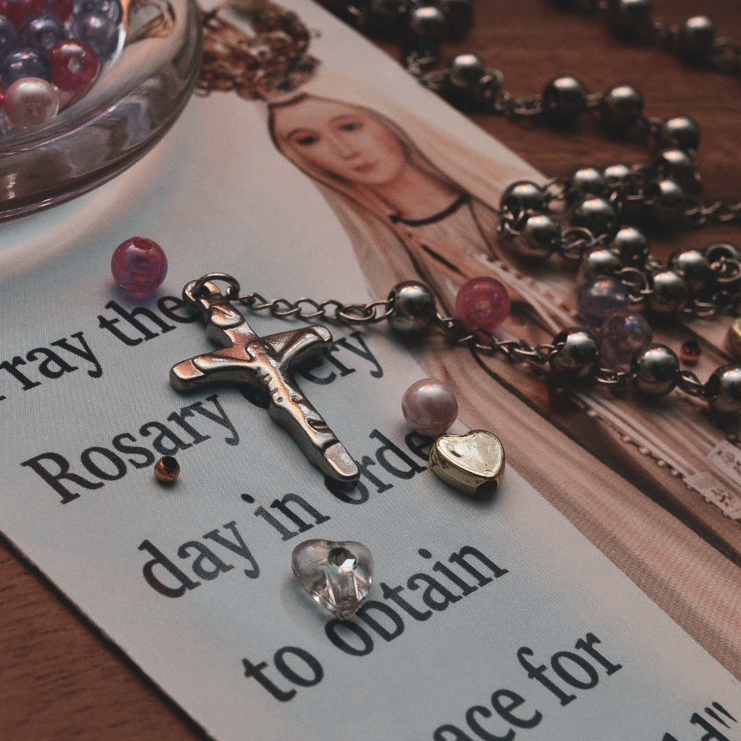 The Fascinating History of the Rosary