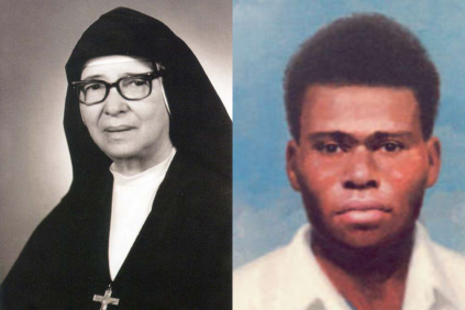 Bl Maria Romero Meneses and Bl Peter to Rot