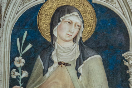 St Clare of Assisi