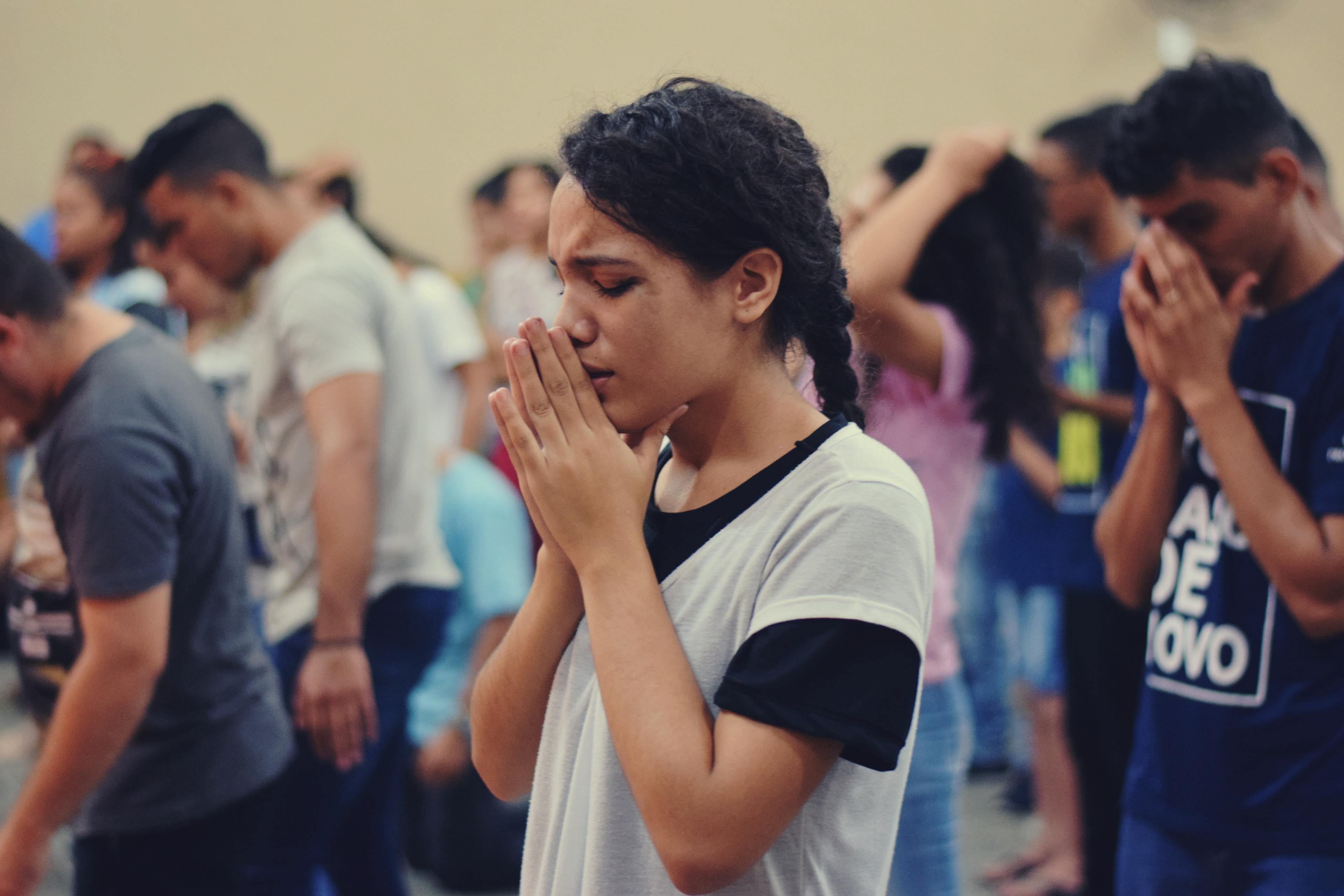 Four Basic Ways of Praying