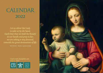 Catholic Calendar 2022
